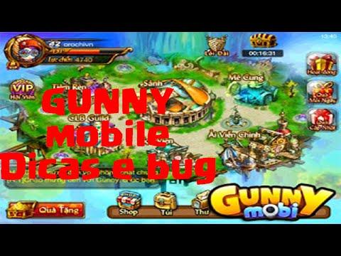 DDtank Mobile Gunny -  Dicas e bug ?