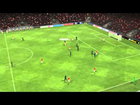 Stoke vs Arsenal - Walters Goal 30 minutes
