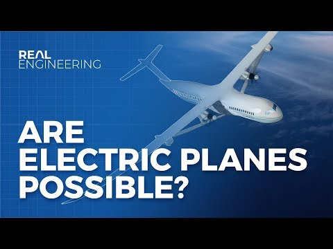 Are Electric Planes Possible?