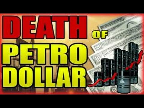 The Petro Dollar Is Dead, Dollar Devaluation, Pensions Lost, World Currency James Rickards