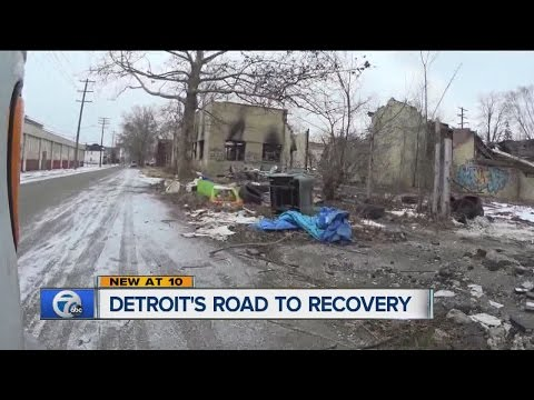 Detroit's road to recovery