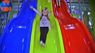 Прогулка по Киеву Развлекательный центр для Детей | Indoor Playground for Kids
