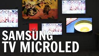 I nuovi MicroLED di Samsung: modulari e con luminanza fino a 5000 nits