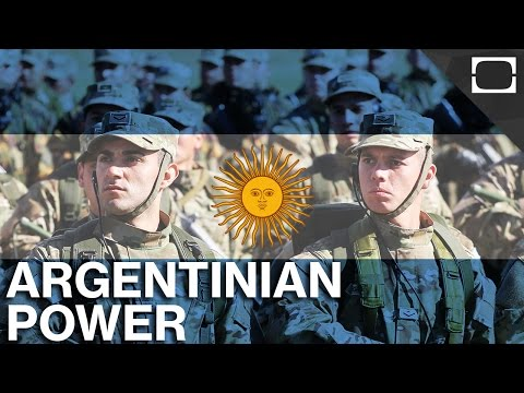 How Powerful Is Argentina?