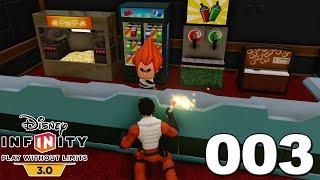 Disney Infinity 3.0 Toy Box Mein Innenbereich Part 3 - Die Bank gewinnt immer! Let´s Play Toy Box
