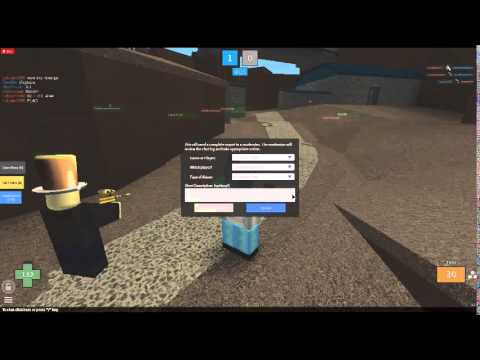 Hacker in roblox mad paintball  my user name is IPixilated