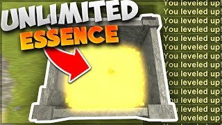UNLIMITED ESSENCE! - *Opening 100+ EXP Crates* Roblox: Booga Booga