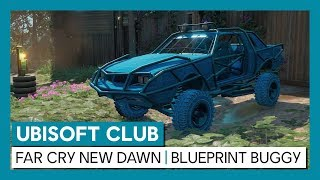 UBISOFT CLUB REWARDS: RIDE IN STYLE IN THE BLUEPRINT BUGGY