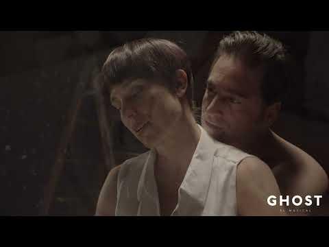 TEATRO MADRID - BUSTAMANTE protagonista de GHOST. EL MUSICAL en Madrid