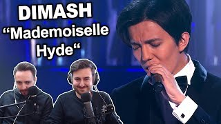 Dimash   Mademoiselle Hyde Singers REACT ON