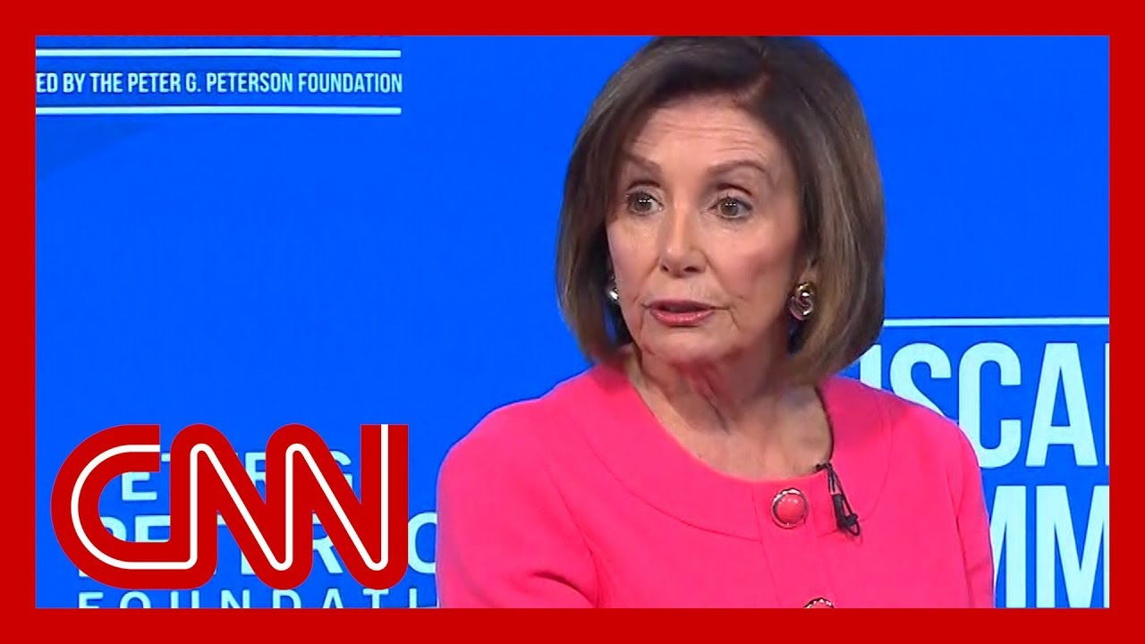 CNN:Pelosi  Impeachment is not off the table