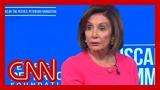 Pelosi  Impeachment is not off the table