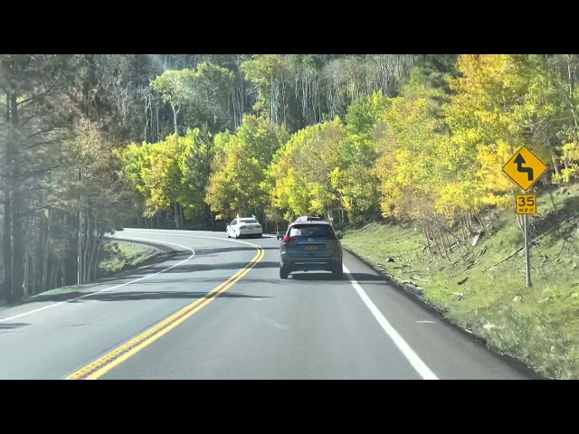 9 紐約車隊穿越國家森林公園 Car  parade to State Forest Park