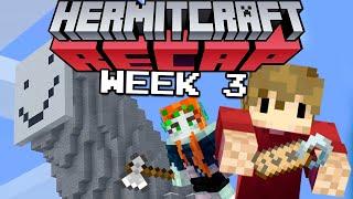 Hermitcraft Recap Season 7 - week #3