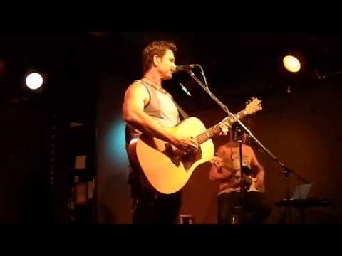 Pete Murray - 2014-07-08, The Rivoli, Toronto, ON - Happy Ground to Always a Winner