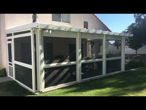 DIY Screened Porch 2019