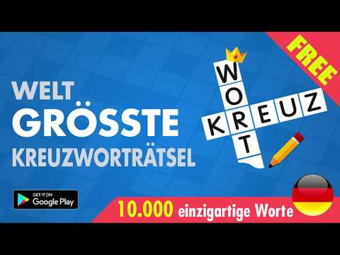 Crossword German Puzzles Game