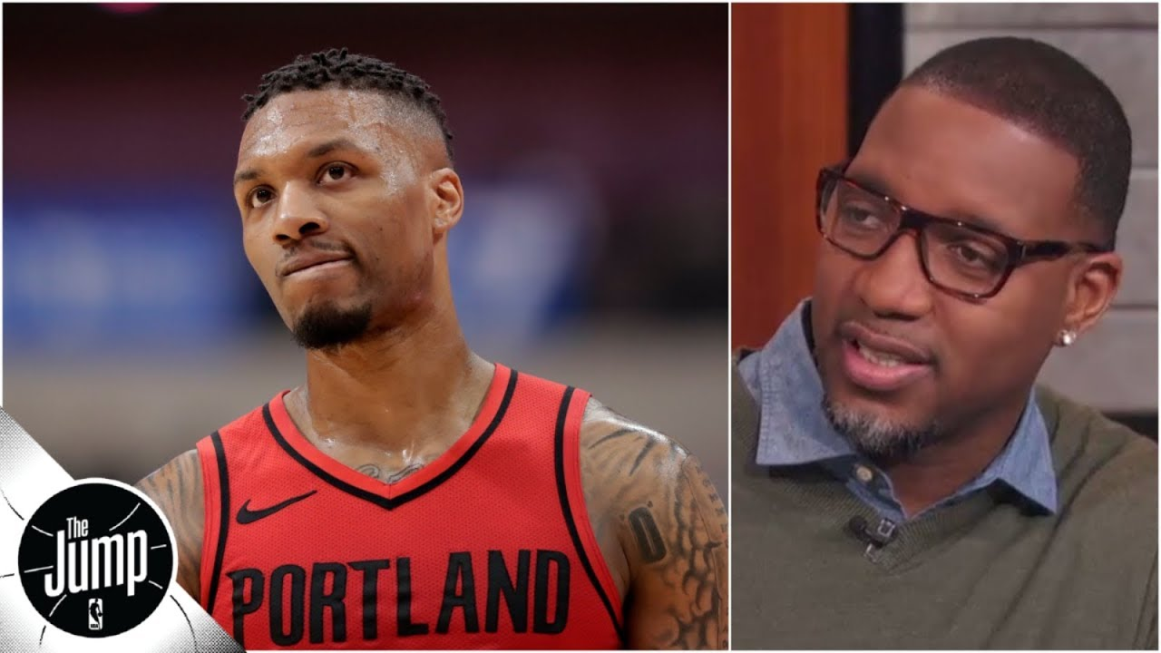 Damian Lillard's 'sell myself out' comment was not a shot at Kevin Durant - Tracy McGrady | The Jump