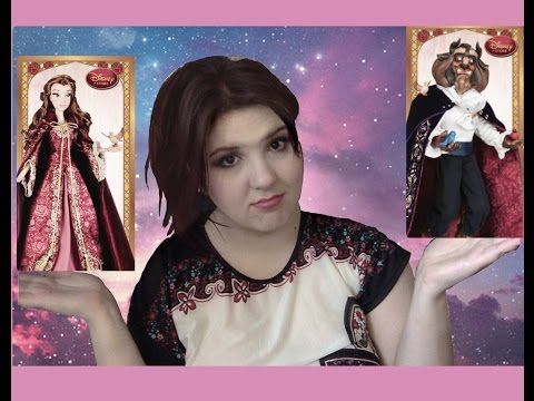 Update on the Limited Edition Beauty and the Beast Disney dolls!