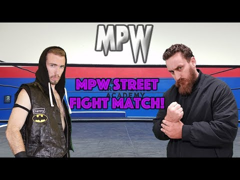 MPW Street Fight Match - Danny Divine vs Duke Bennett (5/19/17)