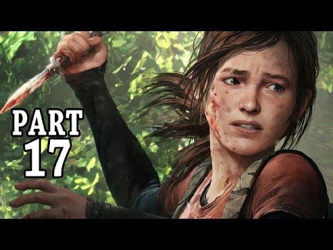 The Last of Us Remastered Gameplay German #17 - Nachts auf der Flucht - Let's Play The Last of Us