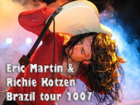 Eric Martin & Richie Kotzen - Brazil tour 2007