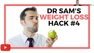 ▼ Weight Loss Hack #4 - How To Lose Weight And Live Longer, By Masticating More Often