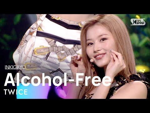 TWICE(트와이스) – Alcohol-Free @인기가요 inkigayo 20210620