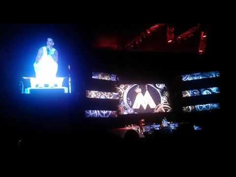 Maluma en concierto-Palacio de los Eventos de Maracaibo 2/2