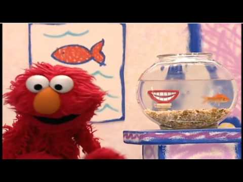 Elmo's World Teeth - sesame street - Brush your teeth for childrens