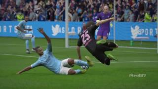 Fifa 16 predicts: manchester city vs psg || legendary difficulty - by pirelli7