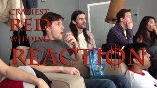 CRAZIEST Red Wedding Reaction EVER!
