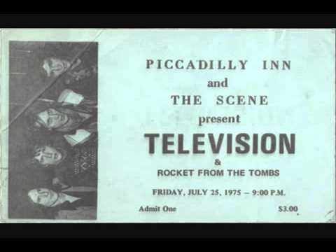 Television live at Piccadilly  Inn (Cleveland) 25/7/1975
