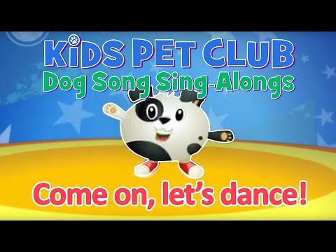 Come on Let's Dance Popiloco Pets - Animated Puppies and Kittens