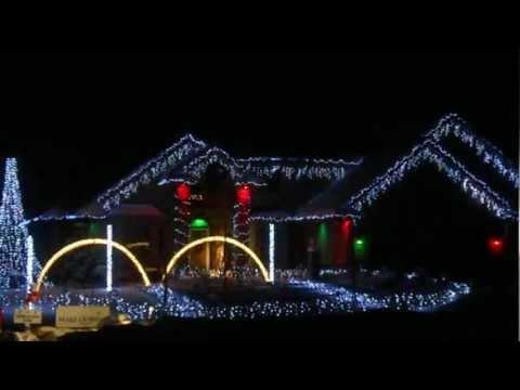 Nickelback-Chirstmas Lights