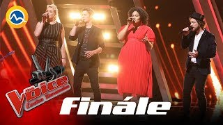 Top 12 finalistov - Fix You (Coldplay) - Finále 3 - The VOICE Česko Slovensko 2019