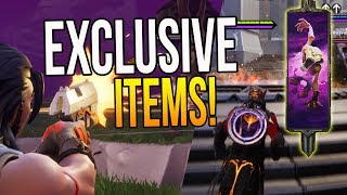 "Paragon & Fortnite News ""EXCLUSIVE BANNERS & ICONS! V42 CARD UPDATE, NEW & IMPROVED ITEMIZATION"""