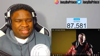 FIRST TIME HEARING - Aitch - Daily Duppy  GRM Daily - REACTION