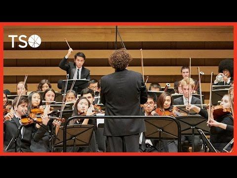 Prokofiev: Symphony No. 5 / Shalom Bard · Toronto Symphony Youth Orchestra