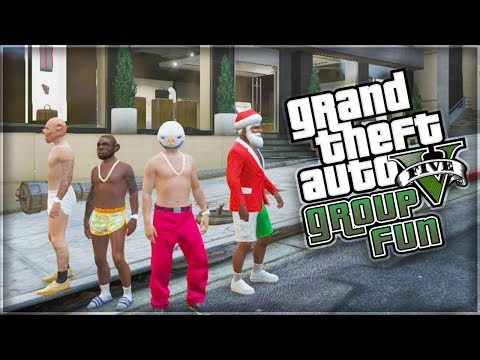 GTA 5 Online 'That Wasn't All' (With Zerkaa, KSI, Vikkstar123, TBJZL and Behzinga)