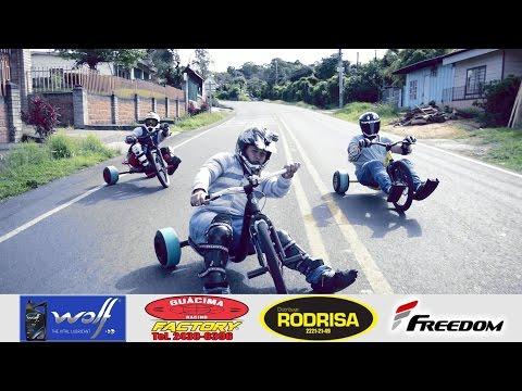 Racing TV  Drift Trike Costa Rica