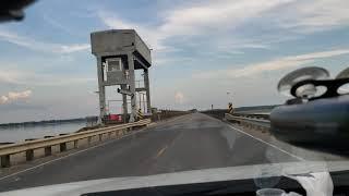 미국 남부 운전 여행 미시시피강 모간자 댐 루이지애나 …