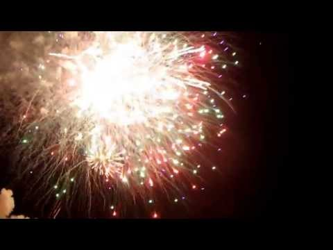 Coney Island  Fireworks / 21 June 2013
