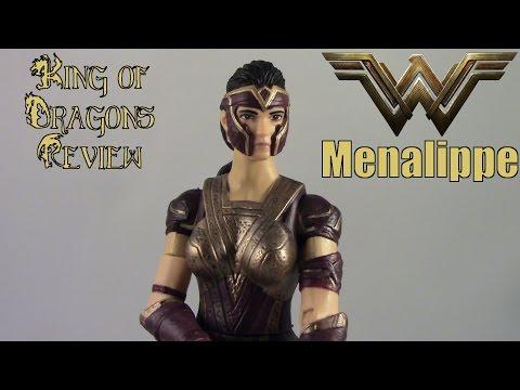 DC Comics Multiverse - Wonder Woman: Menalippe Review