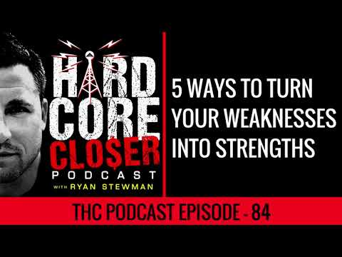 5 Ways To Turn Your Weaknesses Into Strengths