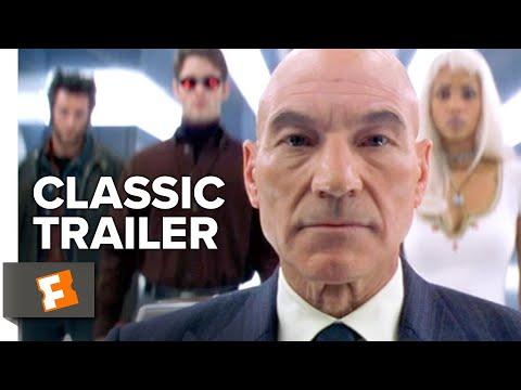 X-Men trailers