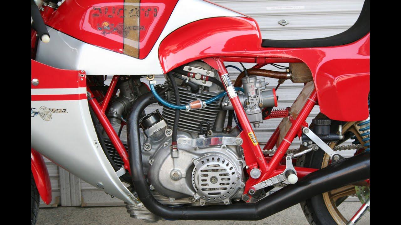 DUCATI NCR ENGINE OVERHAUL!!! - YouTube