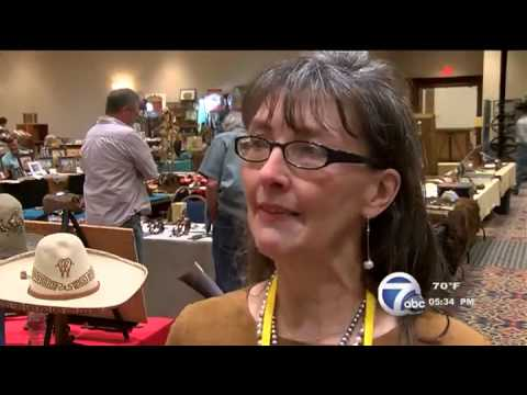 Western Antiques and Collectibles Show offers glimpse into the past
