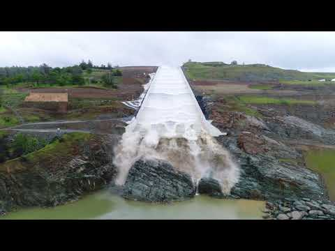 Scottys Peak Page - Watch This: Major California Dam (Spillway) Release