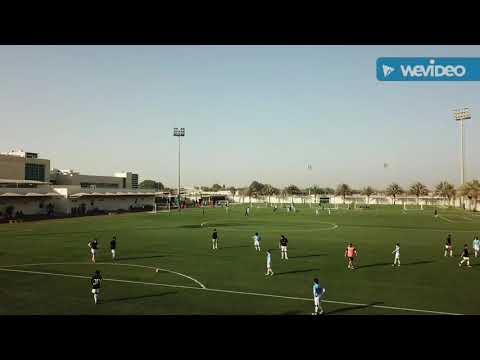 Regional Sports U12 goal v CFS U11